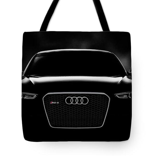 Audi Rs5 Tote Bag by Douglas Pittman