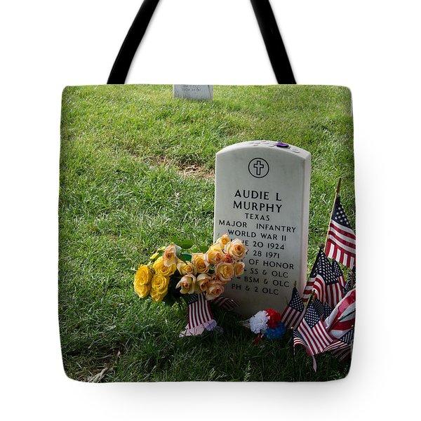 audie murphy tote bags fine art america