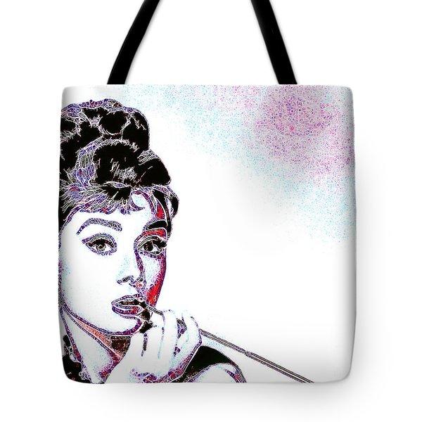Audrey Hepburn 20130330 Tote Bag