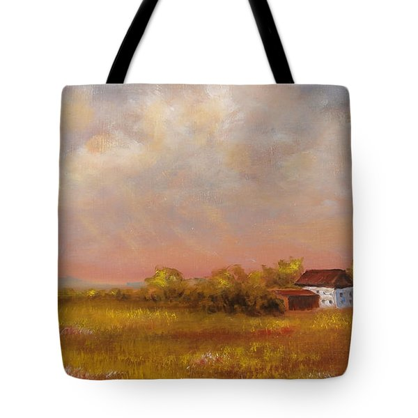 August Afternoon Pa Tote Bag