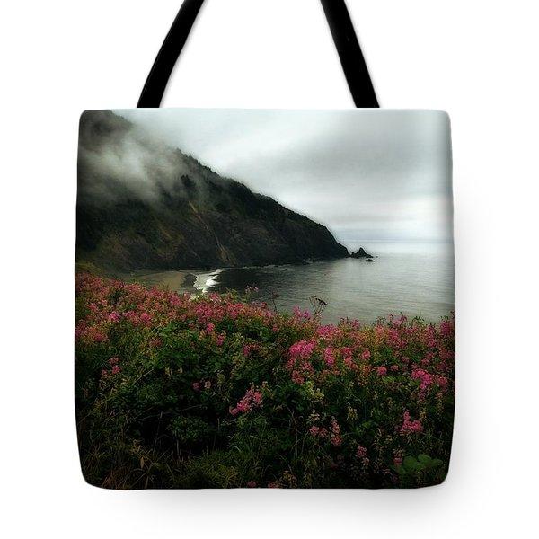 August In Oregon Tote Bag