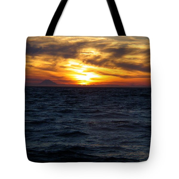 Tote Bag featuring the photograph Augustine Sleeps by Jeremy Rhoades