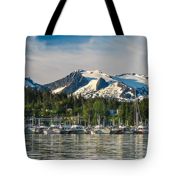Auke Bay Tote Bag