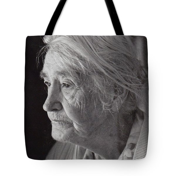 Aunt Mollie Tote Bag
