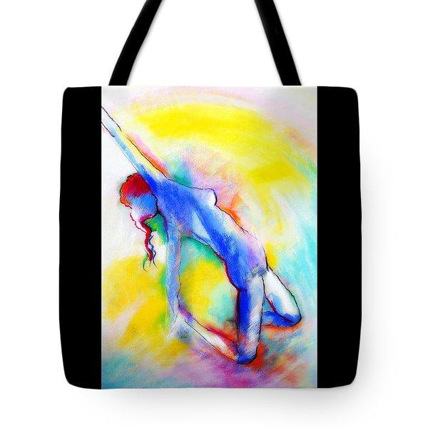 Aura Tote Bag by Jodie Marie Anne Richardson Traugott          aka jm-ART
