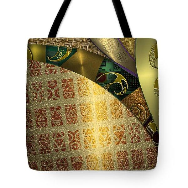 Auraglyphics Tote Bag