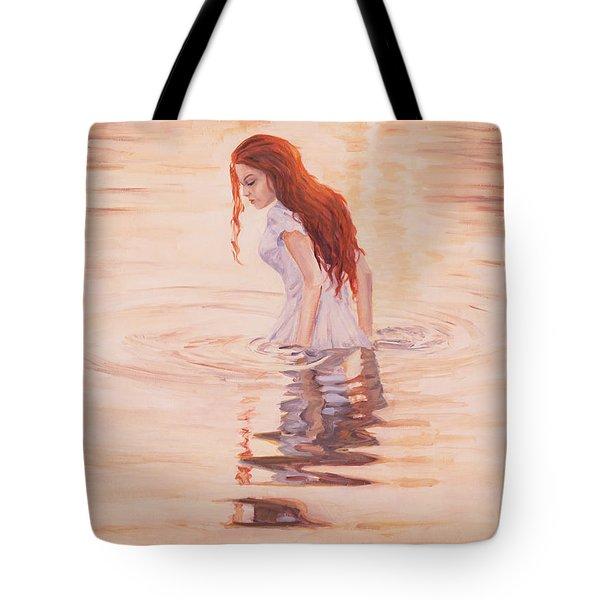 Aurora Tote Bag by Marco Busoni