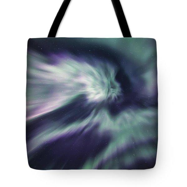 Aurora Sky Tote Bag