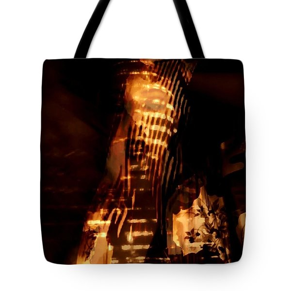 Tote Bag featuring the photograph Aurous by Jessica Shelton