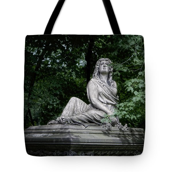 Aurther Haserot Monument Tote Bag