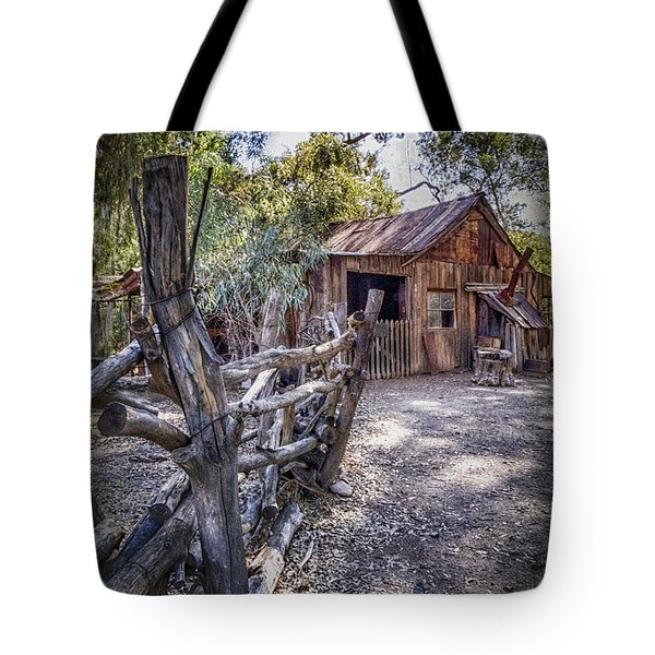 Aussie Farm Tote Bag