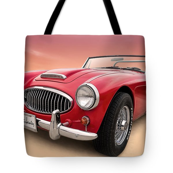 Austin Healey Tote Bag