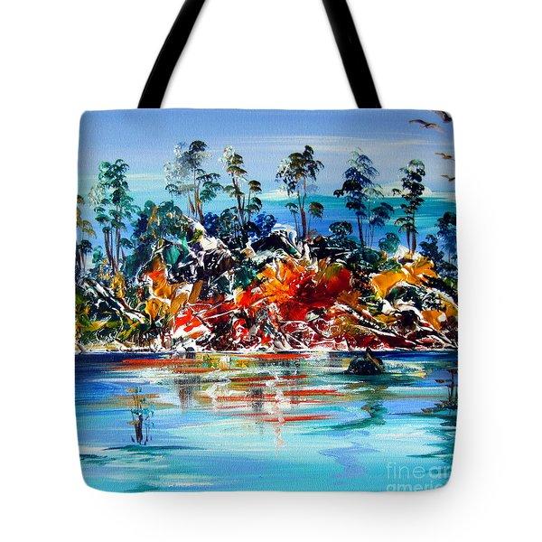Australia Australia Tote Bag