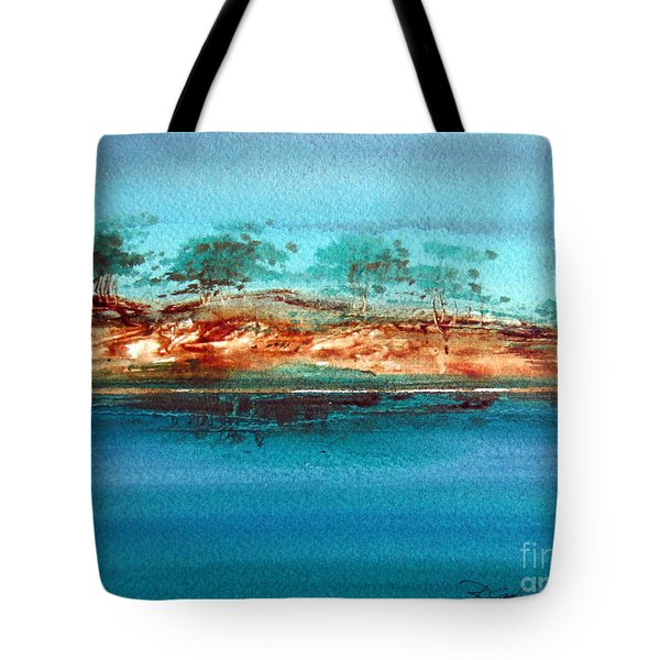 Australian Billabong 3 Natural Tote Bag