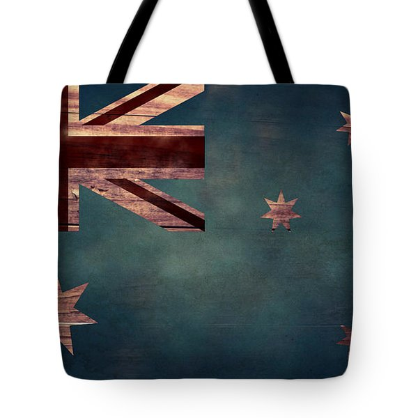Australian Flag I Tote Bag
