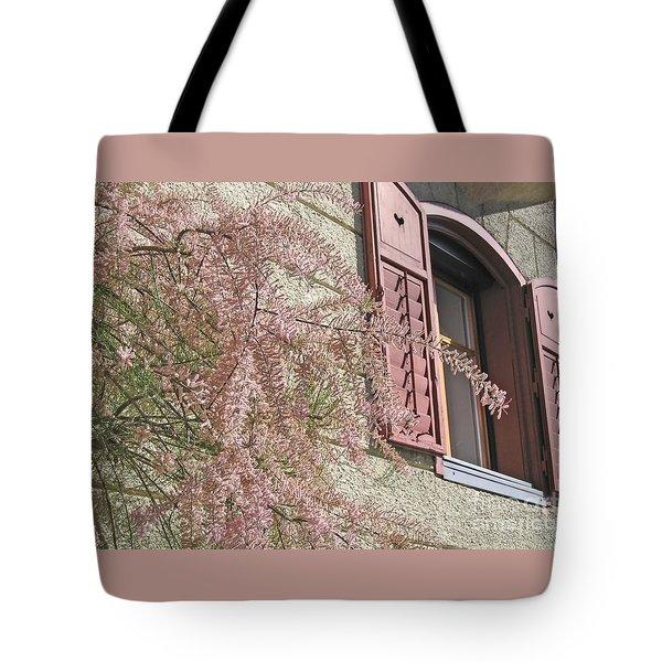 Austrian Spring Tote Bag by Ann Horn