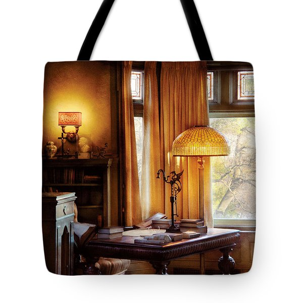 Author -  Style And Class Tote Bag by Mike Savad