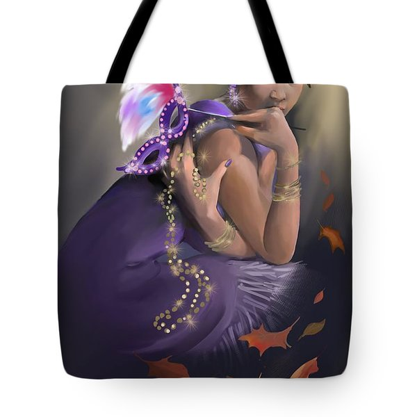 Autumn Allure Tote Bag