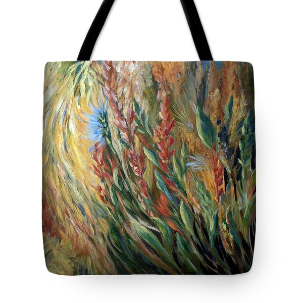Autumn Bloom Tote Bag by Joanne Smoley