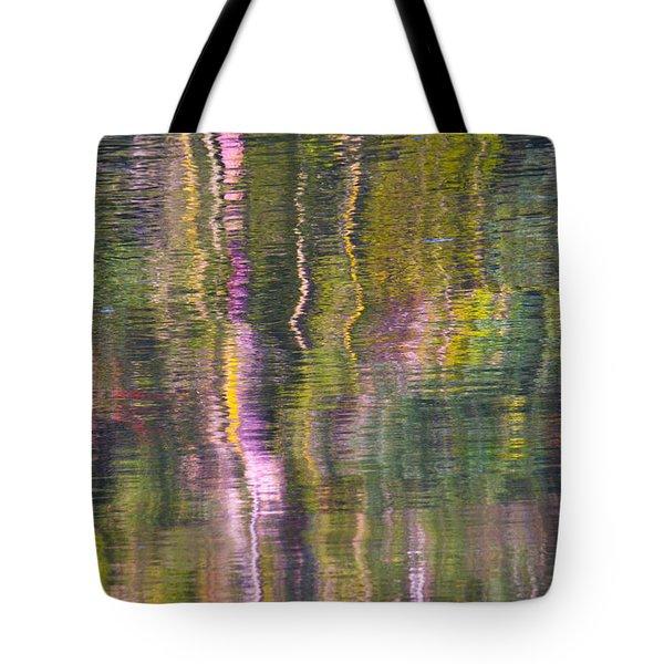 Tote Bag featuring the photograph Autumn Carpet by Yulia Kazansky
