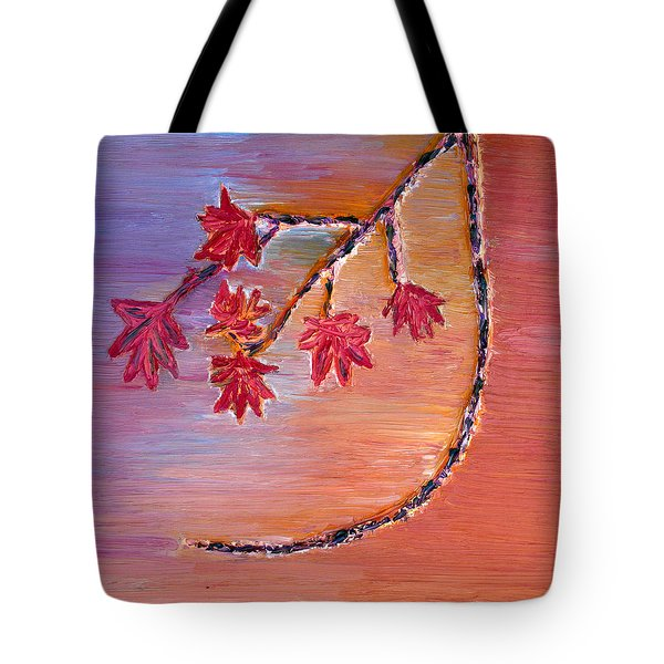 Autumn Colors Tote Bag by Vadim Levin