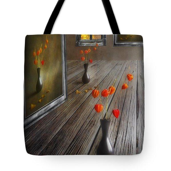 Autumn Colours Tote Bag by Veikko Suikkanen