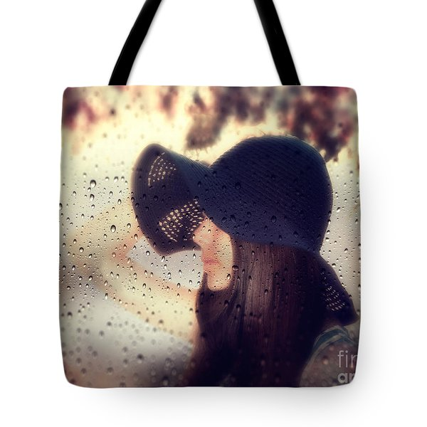 Autumn Dream Tote Bag by Stelios Kleanthous