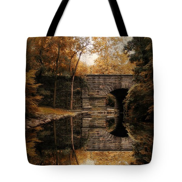 Autumn Echo Tote Bag by Jessica Jenney