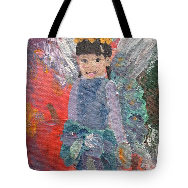 Autumn Fairy Tote Bag