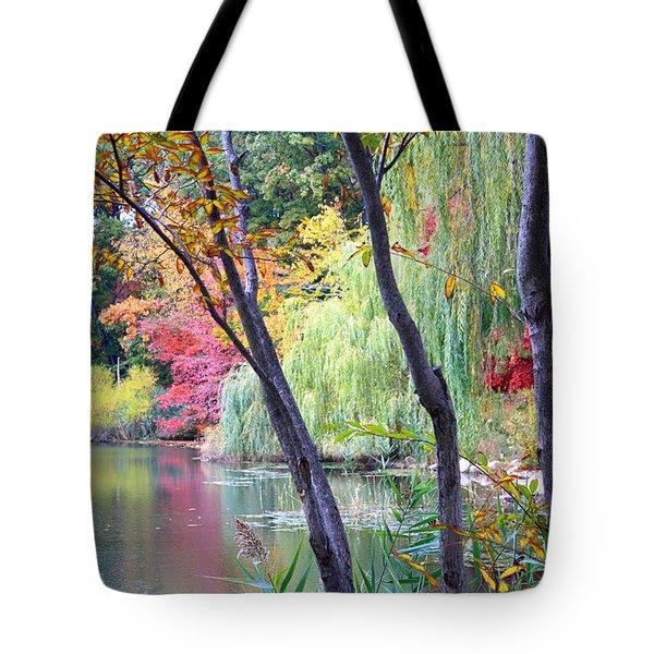 Autumn Fantasy Tote Bag