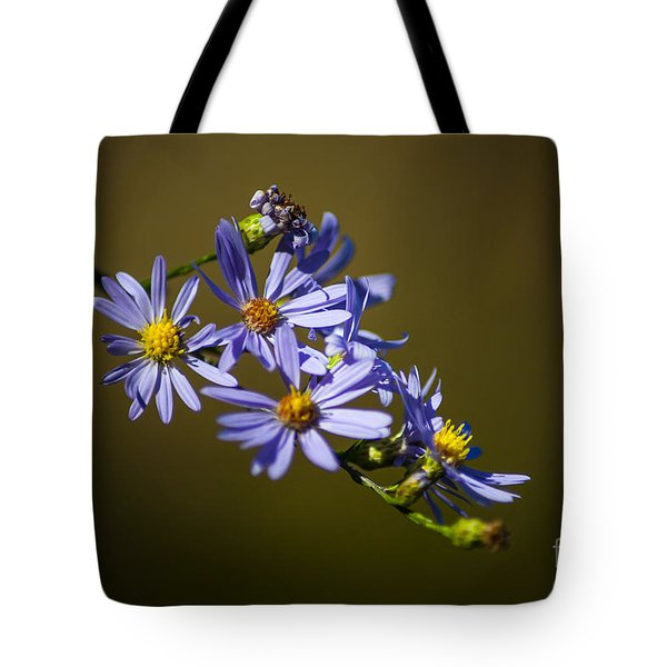 Autumn Floral Tote Bag