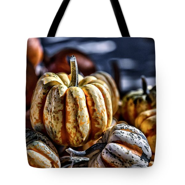 Autumn Glow Tote Bag by Caitlyn  Grasso