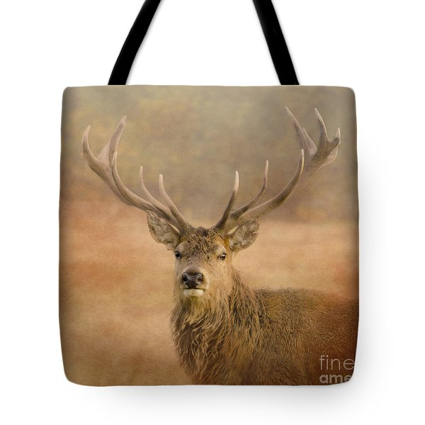 Magnificant Stag Tote Bag