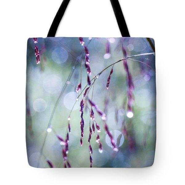 Autumn Grasses Tote Bag