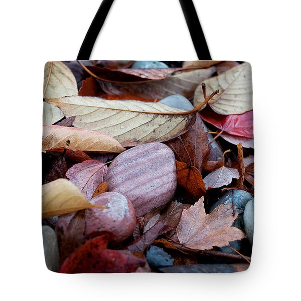 Autumn Greatness Tote Bag by Gwyn Newcombe