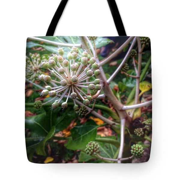 Autumn Growth Tote Bag
