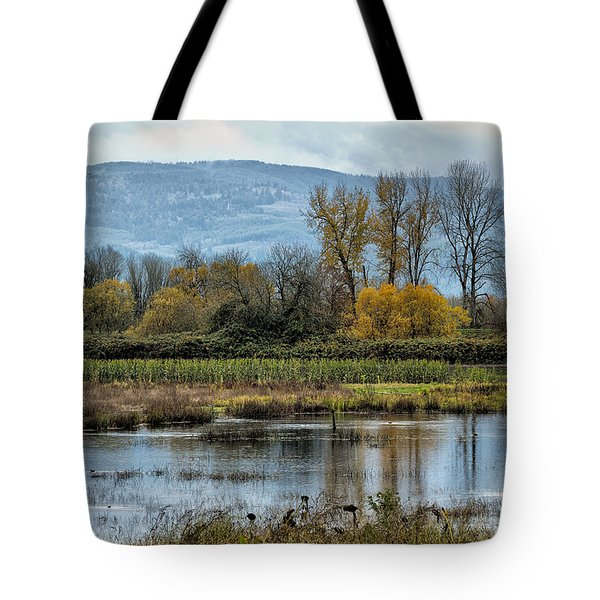 Autumn Haven Tote Bag