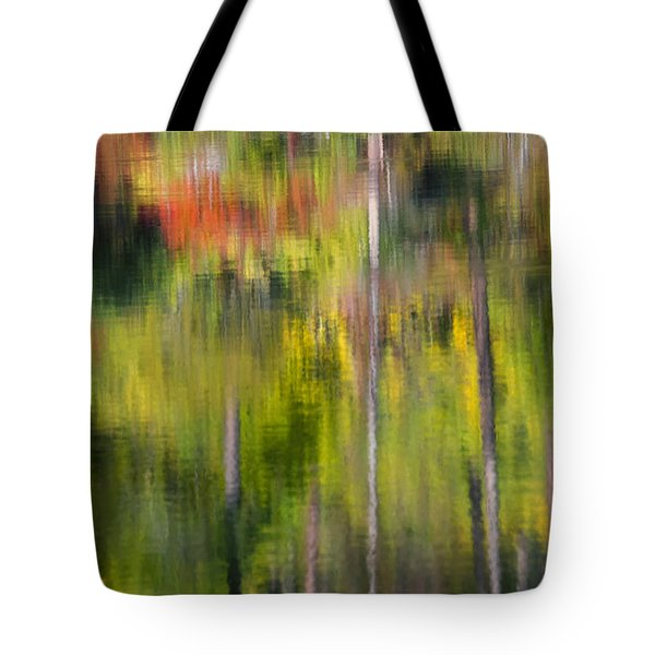 Autumn Impressions Tote Bag by Mike  Dawson
