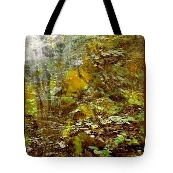Autumn Impressions Tote Bag