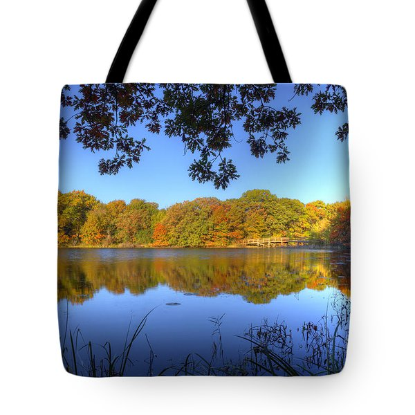Autumn In Heaven Tote Bag