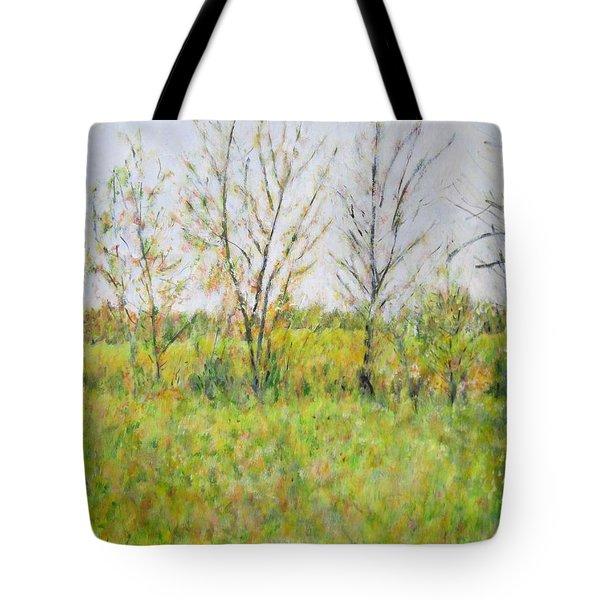 Autumn In Kentucky Tote Bag
