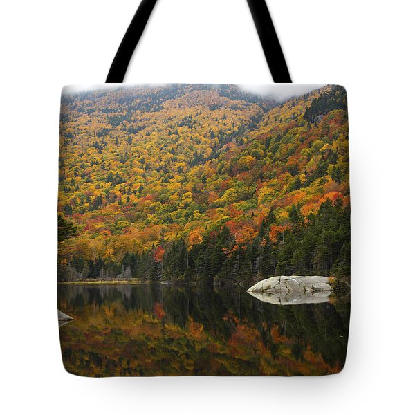 Autumn In Kinsman Notch Tote Bag