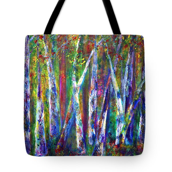 Autumn In Muskoka Tote Bag