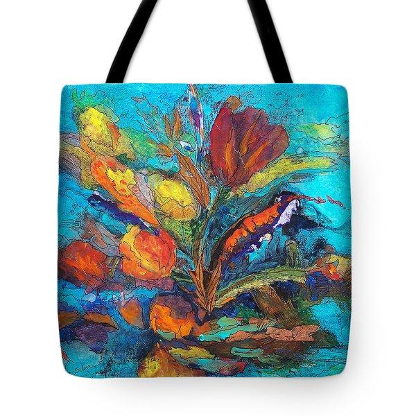 Autumn In Oklahoma Tote Bag