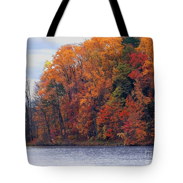 Autumn Is Upon Us Tote Bag