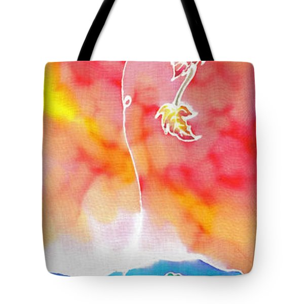 Autumn Jewelry Tote Bag