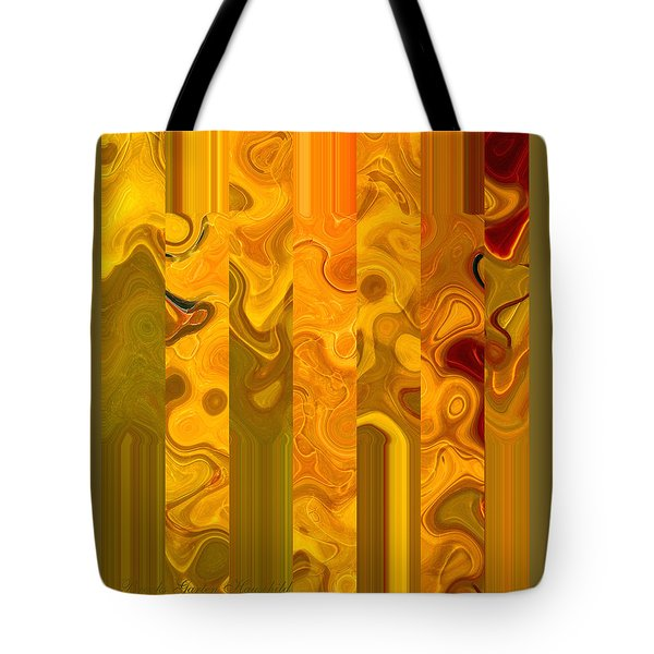 Tote Bag featuring the photograph Autumn Leaves 4 by Brooks Garten Hauschild