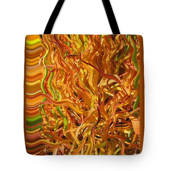 Tote Bag featuring the photograph Autumn Leaves 5 by Brooks Garten Hauschild