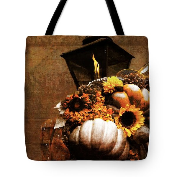 Autumn Light Post Tote Bag by Dan Sproul