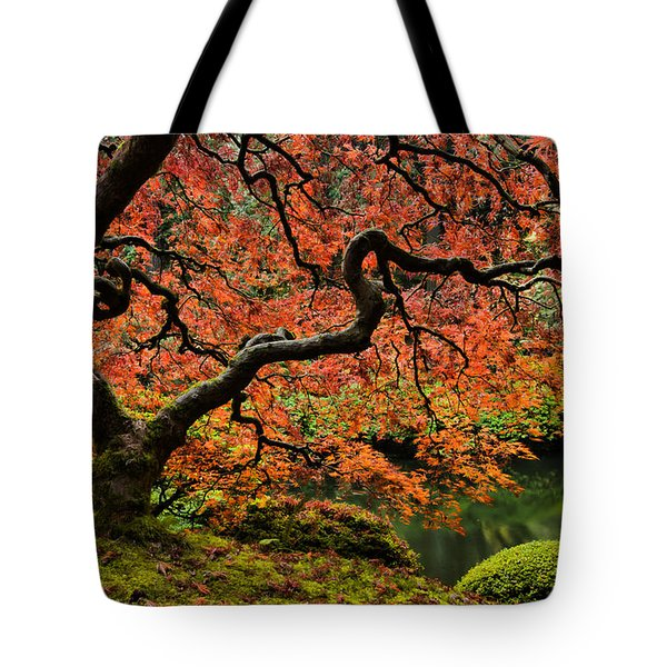 Autumn Magnificence Tote Bag